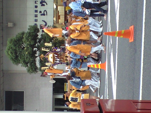 沼津の夏祭り!